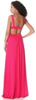 Rachel Pally Cutout Maxi Dress