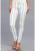 Hudson Krista Super Skinny Stripe in Liberated