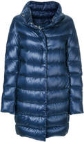 Herno metallic padded coat