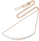 Anita Ko Crescent Necklace