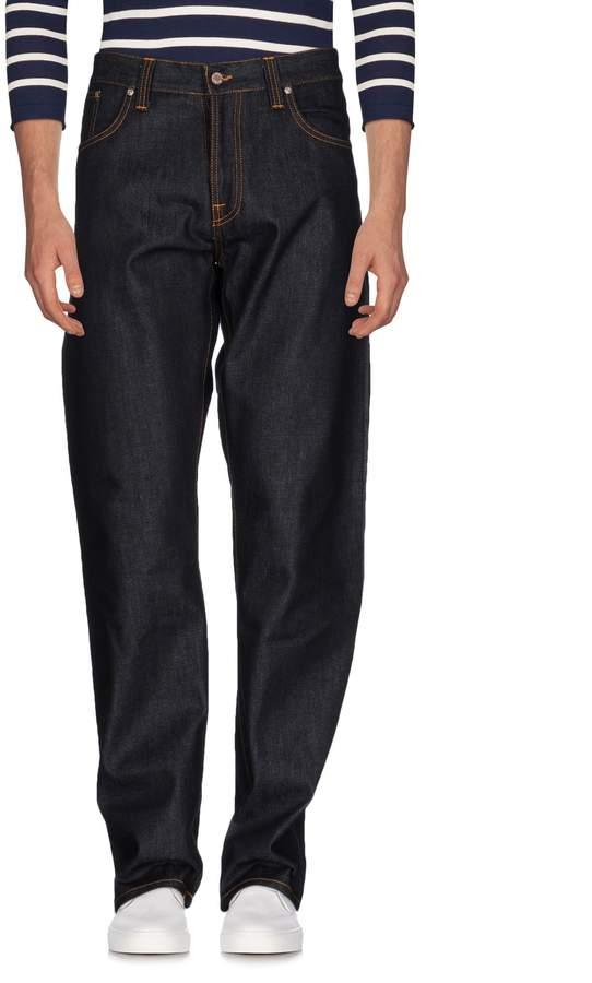Nudie Jeans Denim pants - Item 42570432