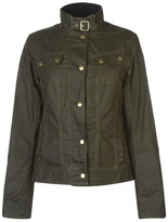 Barbour International Pitch Wax Jacket Womens
