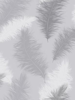 Arthouse Sussaro Silver Wallpaper