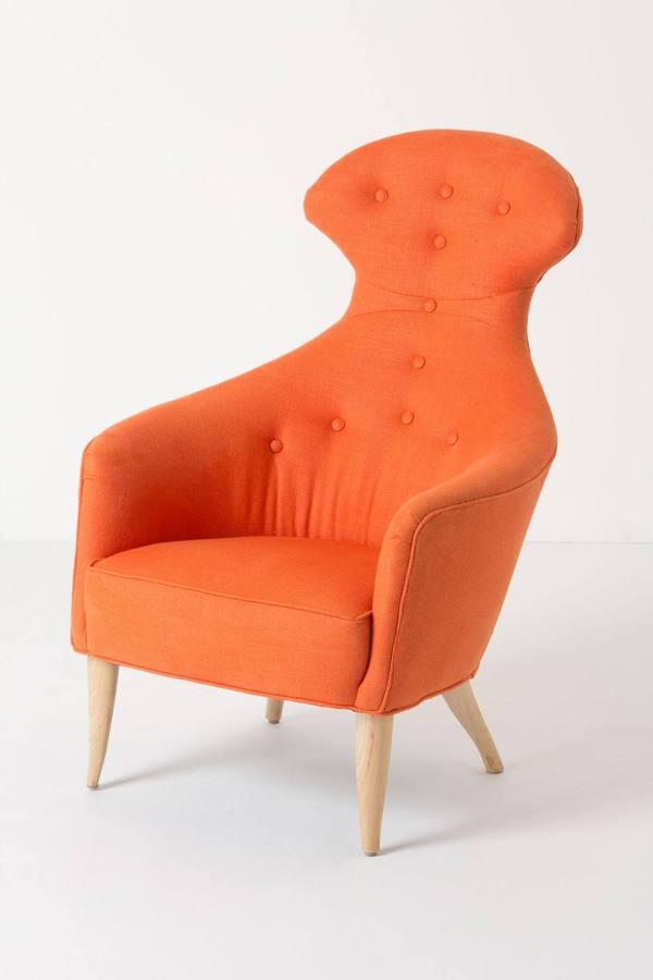 Anthropologie Soren Chair, Soleil Linen