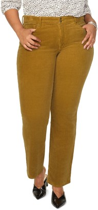 NYDJ Marilyn Double Snap Jeans (Plus Size)
