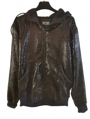Kokon To Zai Black Polyester Jackets