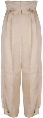 Givenchy Carrot Fit Trousers