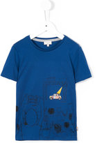 Paul Smith concert print T-shirt - kids - Cotton - 3 yrs