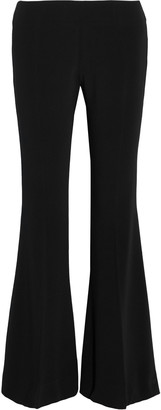 Acne Studios Mello Stretch-crepe Flared Pants