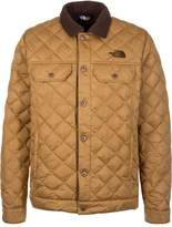 The North Face Sherpa Winter Jacket Dijon Brown