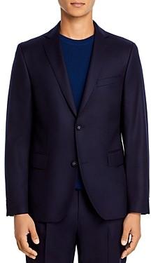 Officine Generale Wool Flannel Regular Fit Jacket