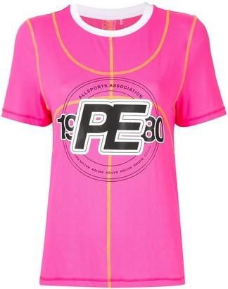 P.E Nation Double Dribble T-shirt