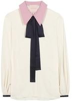 Roksanda Kellaway Silk-blend Blouse