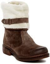 Manas Design Faux Fur Lined Boot