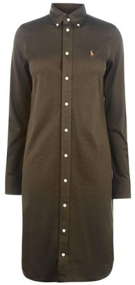 Polo Ralph Lauren Heidi Long Sleeve Dress