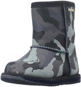 Emu Commando Brumby (Tod/Yth) - Blue Camo - 3 Youth