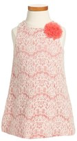 Pippa & Julie Lace Dress (Toddler Girls)