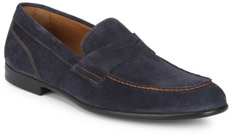 Bruno Magli Silas Suede Loafers
