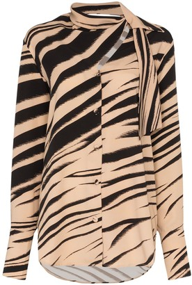 Beaufille Vernon stripe blouse