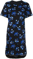 Proenza Schouler flower print dress - women - Silk/Spandex/Elastane/Viscose - 4