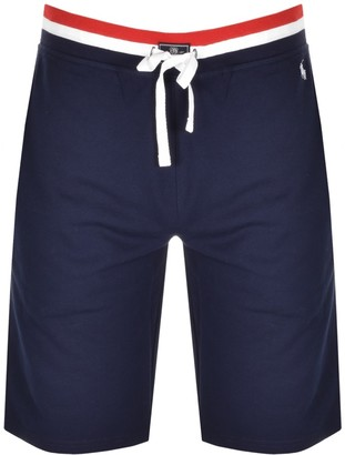 Ralph Lauren Jersey Lounge Shorts Navy
