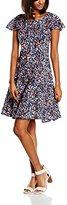 Great Plains Women's Primrose Hill Dress Floral Short Sleeve Dress
