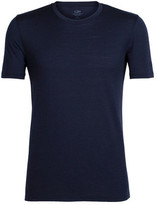 Icebreaker Men's Tech Lite Short Sleeve Crewe Solid Tee