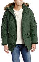 Alpha Industries Men's Altitude Oxford Nylon N3-B Parka Jacket