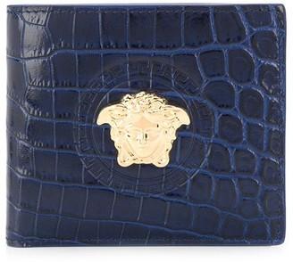 Versace Medusa Head wallet