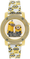 Character Despicable Me Minions Kids Flashing and Sound Digital Watch