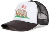Billabong California Bear Flag Trucker Hat