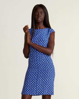 Marni Splotch Print Sheath Dress