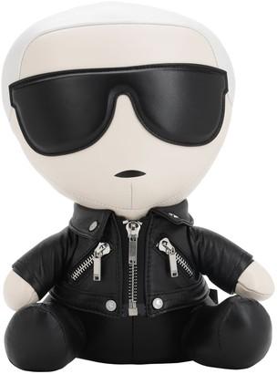 Karl Lagerfeld Paris Ikonik Collectible Leather Doll