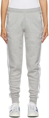 adidas Grey Essentials Lounge Pants