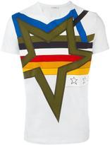 Iceberg 'star' print T-shirt