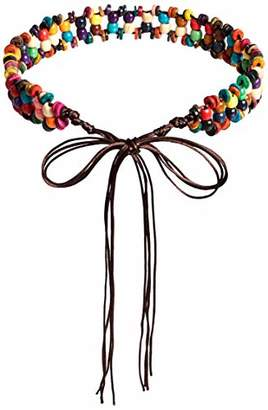 Sweet Candy Handmade Wax Bread Woven Waist Rope