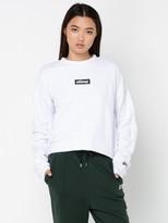 Stussy Block Italic Crew Sweatshirt