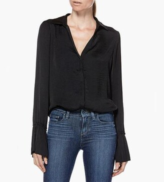 Paige Abriana Shirt Black