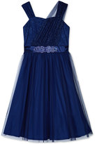 Amy Byer Embellished Party Dress, Big Girls (7-16)