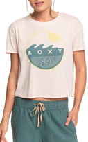 Roxy Recipe for Happiness Boxy Graphic Tee