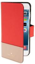 Kate Spade Cedar Street Iphone 7 & 7 Plus Folio Case - Black
