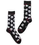 Disney Mickey Mouse Expressions Socks - Adults