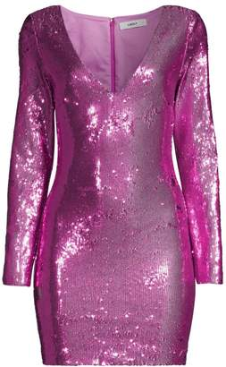 LIKELY Beverly Sequin Mini Dress