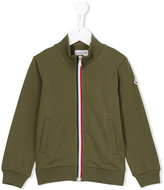 Moncler zipped sweatshirt - kids - Cotton - 5 yrs