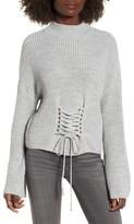 Ten Sixty Sherman Women's Corset Sweater