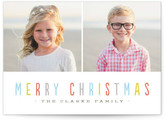 Minted Bombolone Christmas Photo Cards