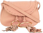 See by Chloe mini cross-body tassel satchel