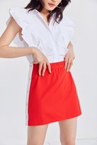 Silence & Noise Silence + Noise Tearaway Mini Skirt