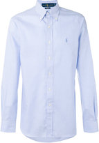 Polo Ralph Lauren fitted striped shirt - men - Cotton - 16 1/2