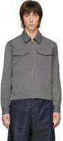 Random Identities Grey 5-Pocket Jacket